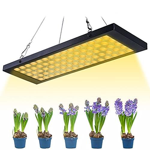 Sunlike Grow Light Pannello a spettro completo per piante da interni, per piante da interni, coltivazione di serre, verdure, fiori, piante grasse, piante grasse