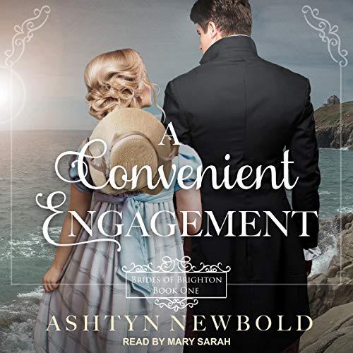 A Convenient Engagement audiobook cover art