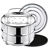 Stackable steamer pot picture