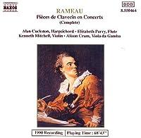 Rameau;Pieces De Clavecin
