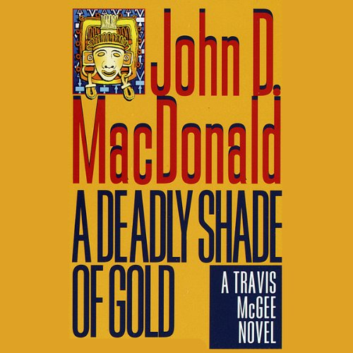 A Deadly Shade of Gold cover art