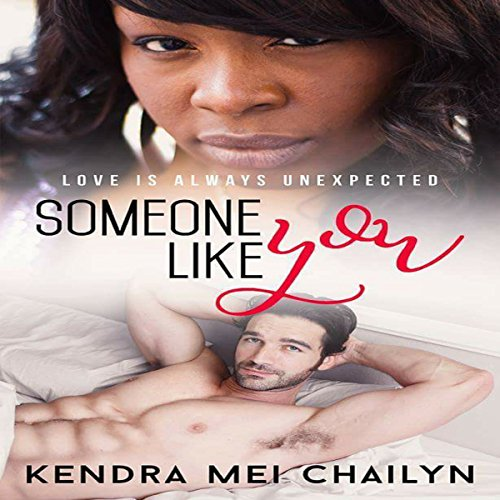 Someone Like You audiobook cover art