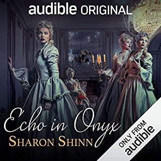 Echo in Onyx audiobook cover art