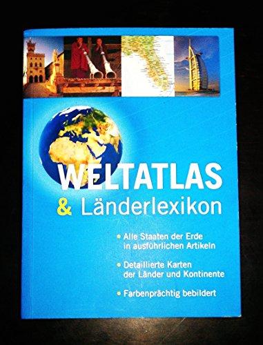 Weltatlas & Länderlexikon Sonderausgabe Tandem-Verlag
