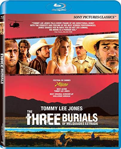 Three Burials Of Melquiades Estrada [Edizione: Stati Uniti] [Italia] [Blu-ray]
