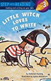 Little Witch Loves to Write (Step into Reading)