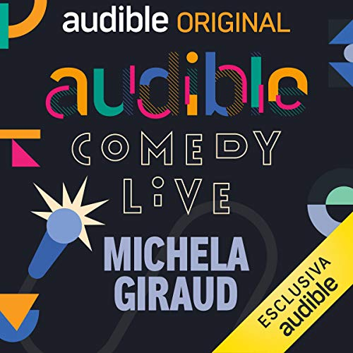 Audible Comedy LIVE #3 cover art