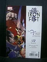 Immortal Iron Fist #11 /