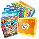 BEST LEARNING INNO PAD Smart Fun Lessons - Educational Tablet Toy to Learn Alphabet, Numbers,...