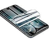 SOMEFUN【2 Piezas】Protector de Pantalla de Hidrogel Compatible con iPhone 8 Plus/iPhone 7 Plus 5.5' Alta Sensibilidad Película Protectora de TPU [no Vidrio Templado, Transparente]