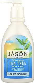 Jason Natural Cosmetics (1 Item ONLY) Body Wash Purifying Tea Tree