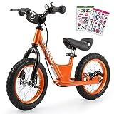 ENKEEO - 12 Bicicleta sin Pedales