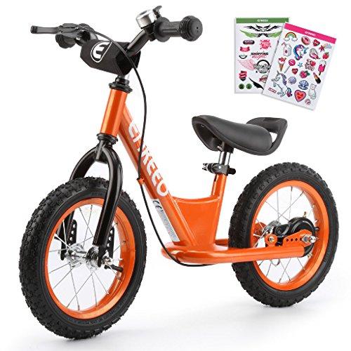 ENKEEO - 12'' Bicicleta sin Pedales,...