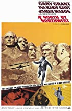 North By Northwest Poster Movie B 11x17 Cary Grant Eva Marie Saint James Mason Leo G. Carroll MasterPoster Print, 11x17