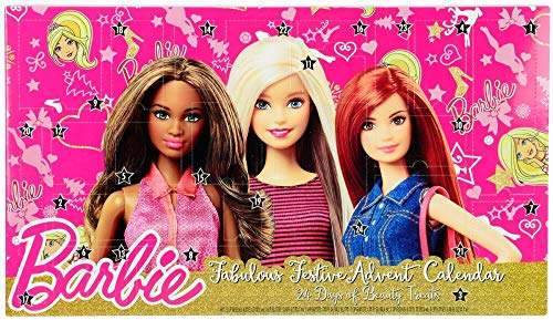 Mattel Barbie Beauty Adventskalender 2016