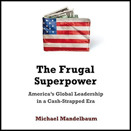 The Frugal Superpower cover art