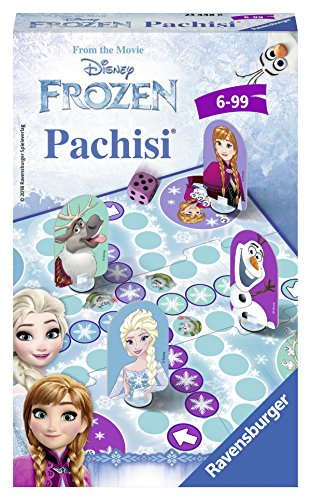Ravensburger Mitbringspiele 23448 - Disney Frozen Pachisi®
