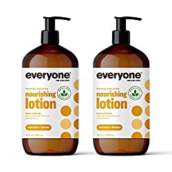 Everyone Lotion: Coconut and Lemon