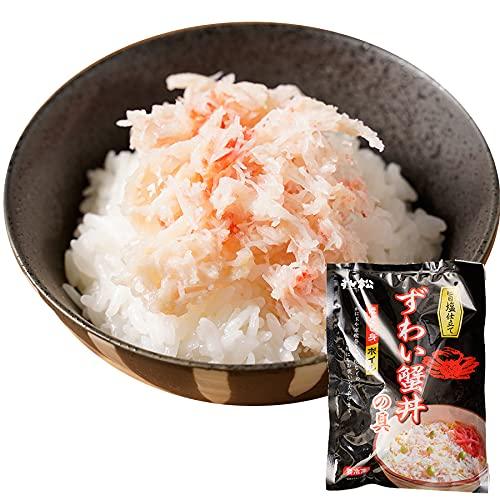 松屋 すし松監修 松屋 無添加ずわい蟹丼の具 12袋 30g×24パック 牛丼【冷凍】