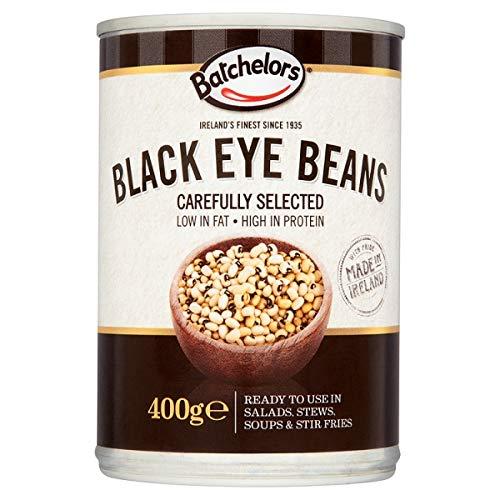 Batchelors Black Eye Beans 400g (Pack of 3)