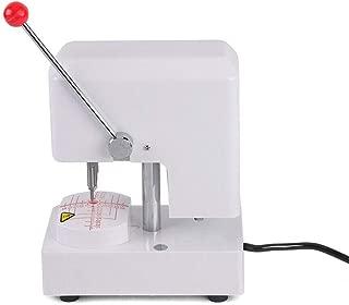 Lens Pattern Drilling Machine Eyeglass Lens Puncher Driller Optical Equipment