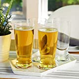 Spiegelau & Nachtmann, 4 teiliges Helles-Bier Glas-Set, Kristallglas, 560 ml, 4991971, Beer Classics - 6