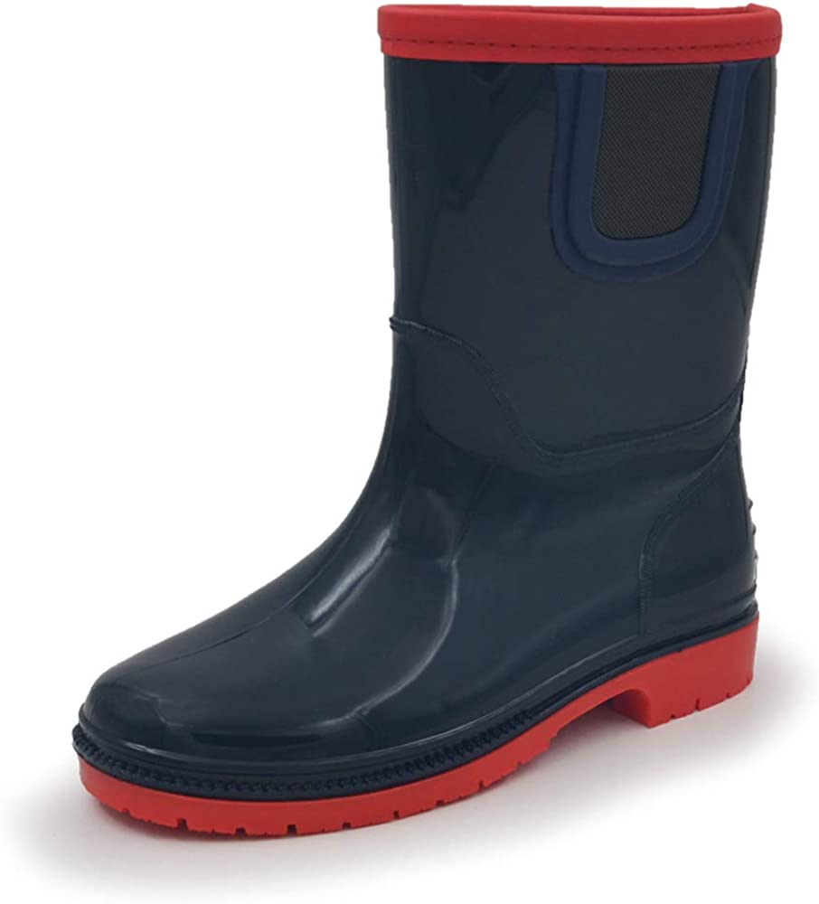 TISGOTAN Kids Chelsea Rain Boots Boys Girls Little 5 ☆ popular Toddler Great interest