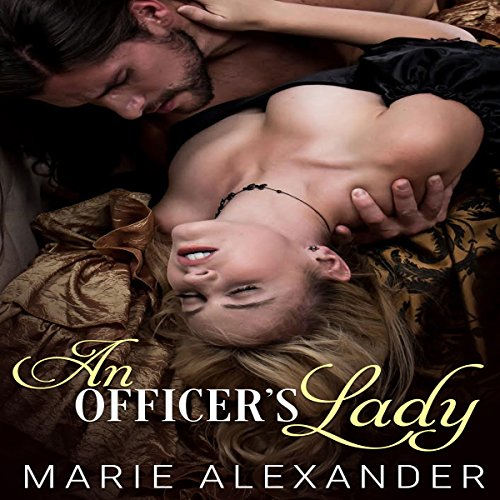 An Officer's Lady audiobook cover art
