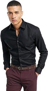 MANQ Men's Slim Fit Formal Shirt