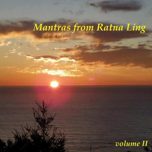Mantras from Ratna Ling, Volume 2 audiobook cover art