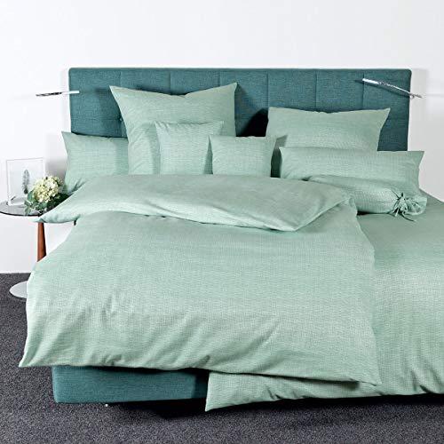 Janine Design Edelflanell Bettwäsche Chinchilla S 78033-06 Kissenbezug einzeln 40x80 cm