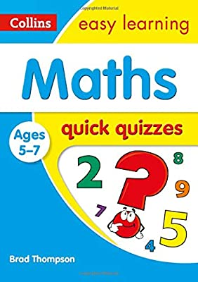 Maths Quick Quizzes Ages 5-7 (Collins Easy Learning KS1) from Collins