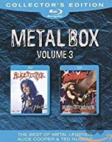 Metal Box /Vol.3 [Blu-ray]