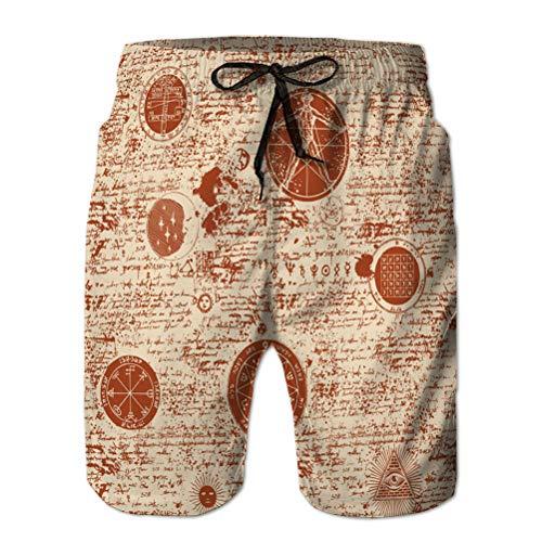 Pantalones Cortos Deportivos para Nadar Pantalones Cortos In