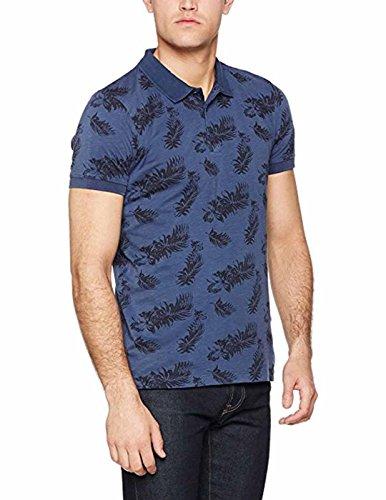 ESPRIT Herren 037EE2K003 Poloshirt, 415/INK, XXL