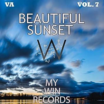 Beautiful Sunset,  Vol. 7