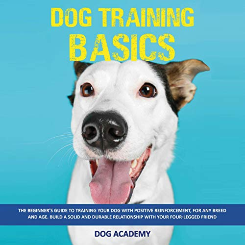 Dog Training Basics cover art
