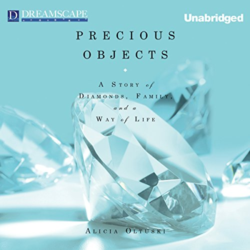 Precious Objects audiobook cover art