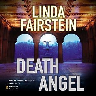 Death Angel audiobook cover art