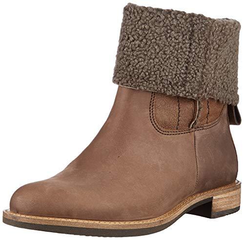 ECCO Damen Sartorelle 25 Expresso Expresso Fashion Boot Mid-cut Boot, Braun (ESPRESSO/ESPRESSO), 37 EU