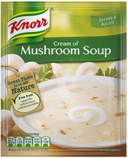 Knorr Packet Soup Cream Of Mushroom 82G