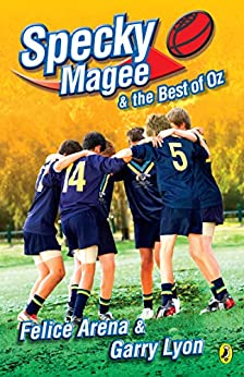 Specky Magee and the Best of Oz by [Felice Arena, Garry Lyon]