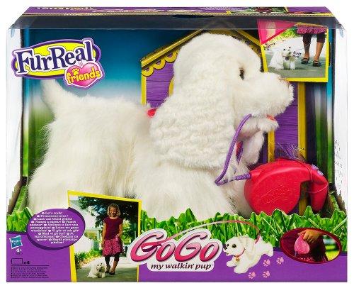 Hasbro 94371148 - FurReal Friends GoGo, der laufende Hund