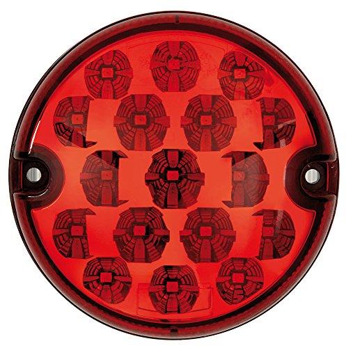 Ring Automotive RCV4500 LED et feux Stop, 95 mm - 10/30 V