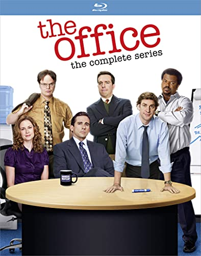 The Office: The Complete Series [USA] [Blu-ray]