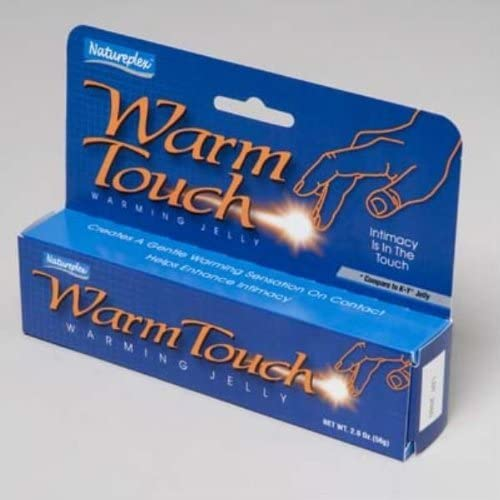 Ddi Natureplex security Warm Touch Warming Pack New sales Of Ky Jelly Tube