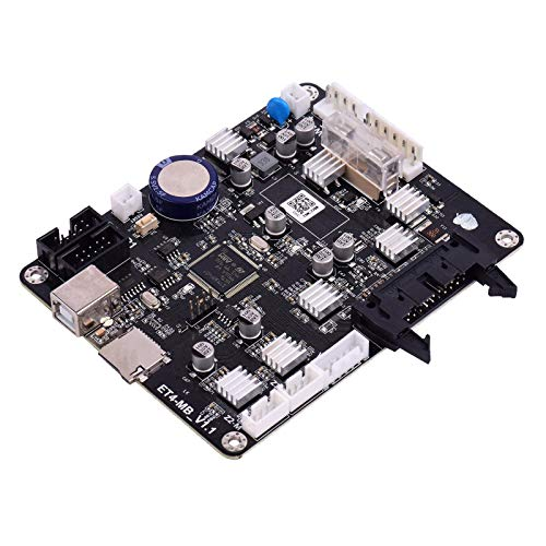 Gazechimp Replacement Motherboard Control Board Mainboard with TMC2208 256 for 3D Printer Anet ET4 Pro