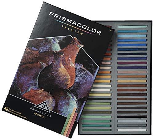 Prismacolor Premier Nupastel 48Set–Gâteau