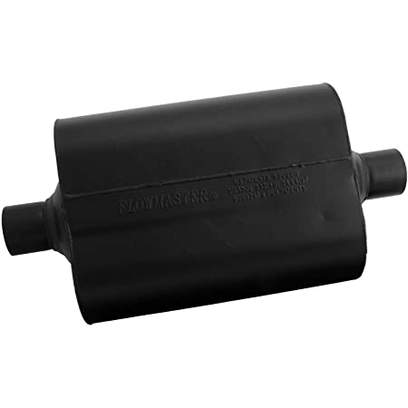 Flowmaster Super 40 Series Muffler 2.25/'/' Offset In 2.25/'/' Center Out