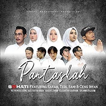 Pantaskah (feat. Sarah, Tedi, Sani & Ceng Irfan)